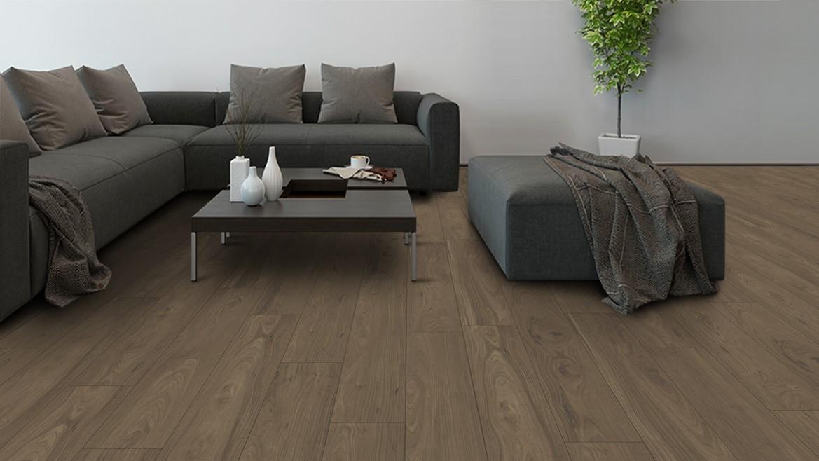 Laminate flooring by godfrey hirst giffards for Belle flooring